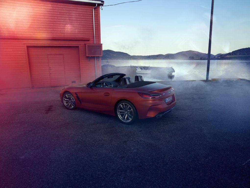 3529ECD7 AD37 47AA 8834 155F5A8191CA - Más filtraciones del BMW Z4: fotografías oficiales