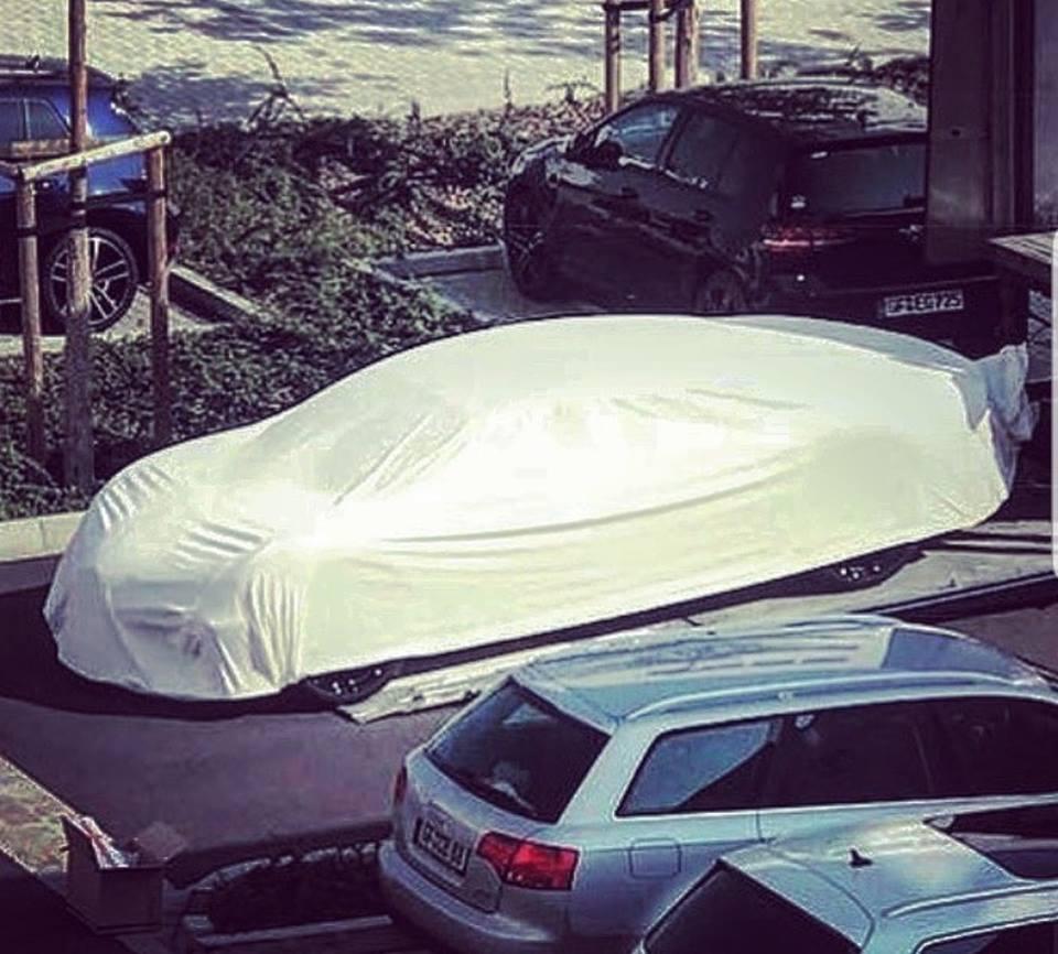 ¿Y si Bugatti lanzara una Berlina?