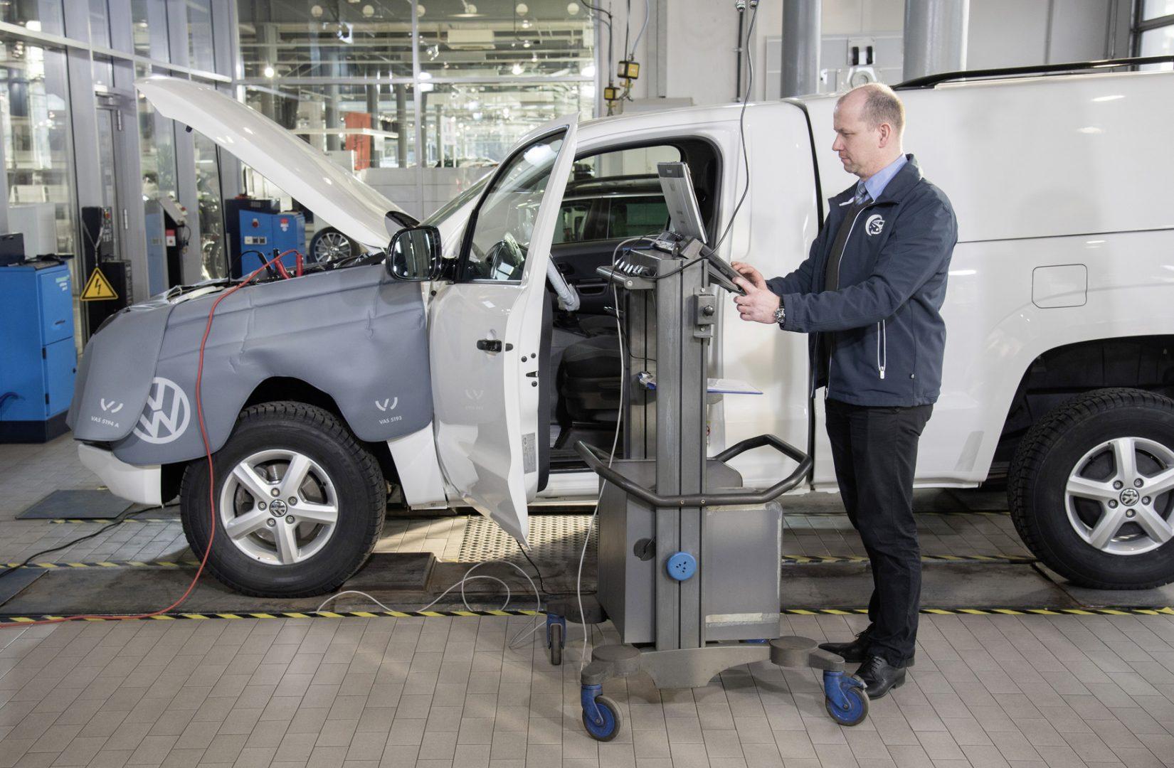 """Retirado el permiso de circulación a vehículos afectados por el """"dieselgate"""" en Alemania"""