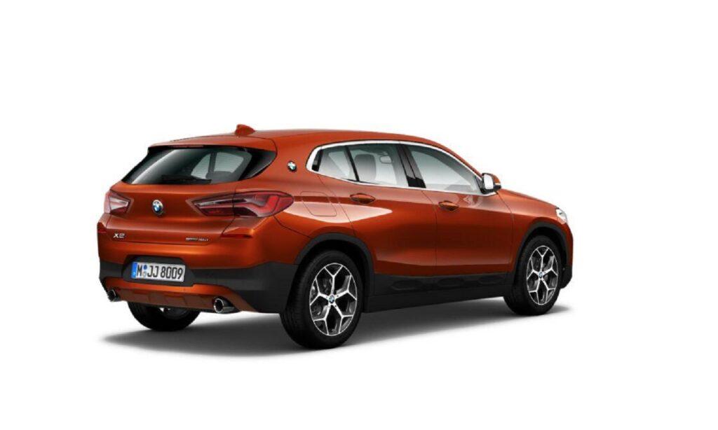 P90318040 highRes 1024x614 - El BMW X2 recibe un nuevo acabado: Impulse