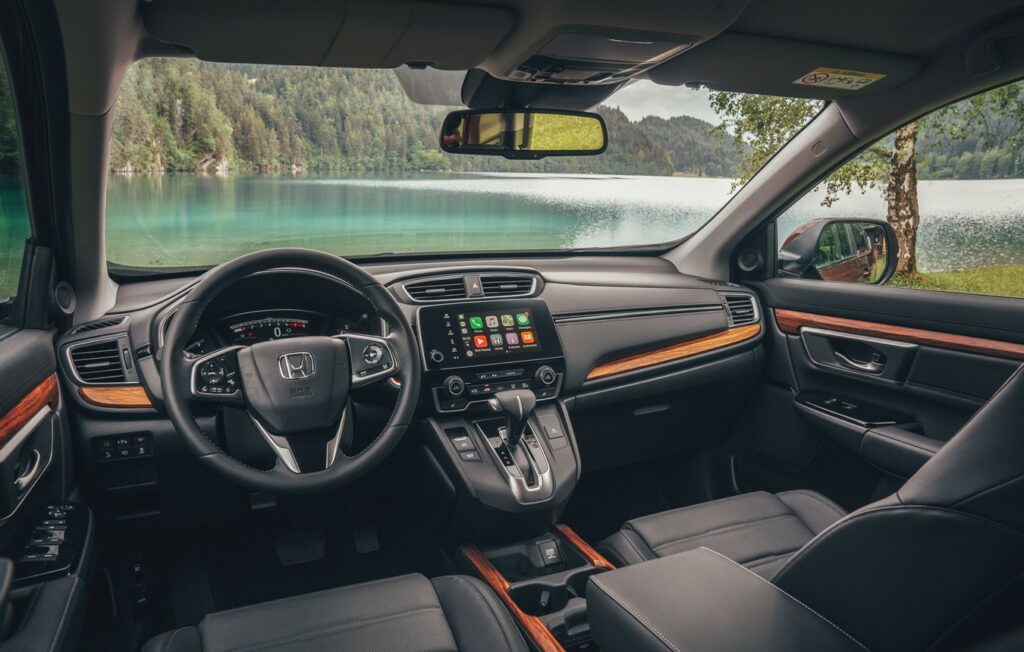 134695 2018 Honda CR V VTEC TURBO Petrol 1024x652 - Ya tenemos precios del nuevo Honda CR-V
