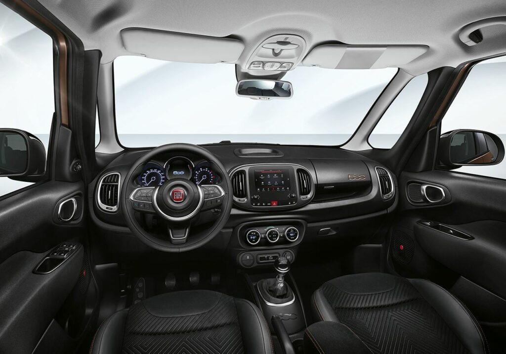 180919 Fiat 500L S Design 05 1024x716 - Nueva edición especial del Fiat 500L: S-Design