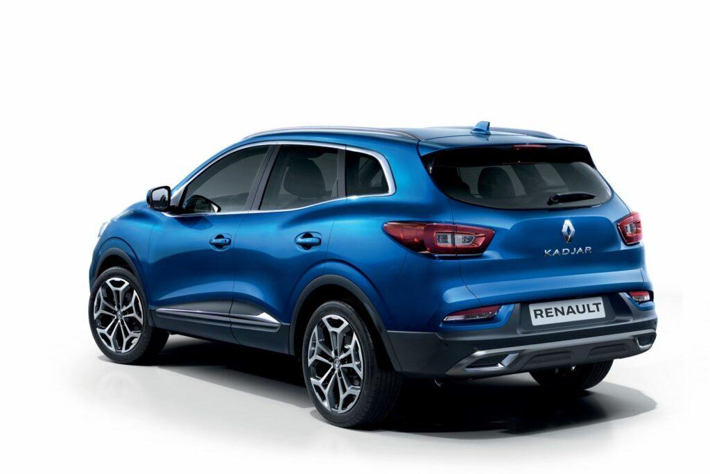 21215304 2018   New Renault KADJAR 1024x683 - Renault presenta el renovado Kadjar
