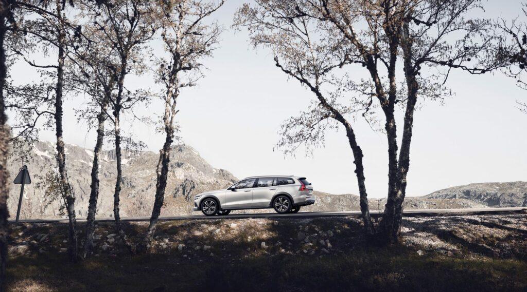 238213 New Volvo V60 Cross Country exterior 1024x569 - Nuevo Volvo V60 Cross Country