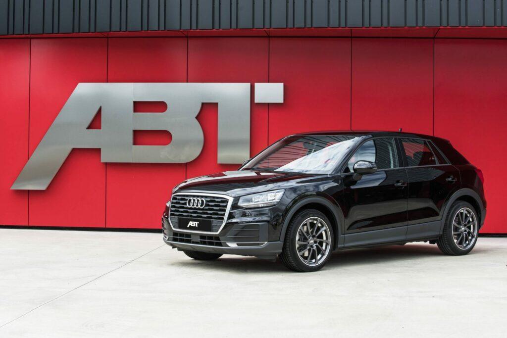 csm ABT Audi Q2 01 3aa1db6484 1024x683 - Dos Suv de Audi pasan por las manos del preparador ABT