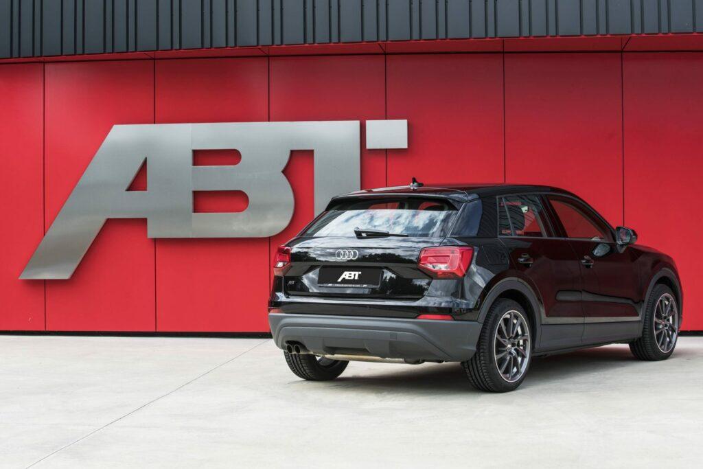 csm ABT Audi Q2 04 053269f362 1024x683 - Dos Suv de Audi pasan por las manos del preparador ABT