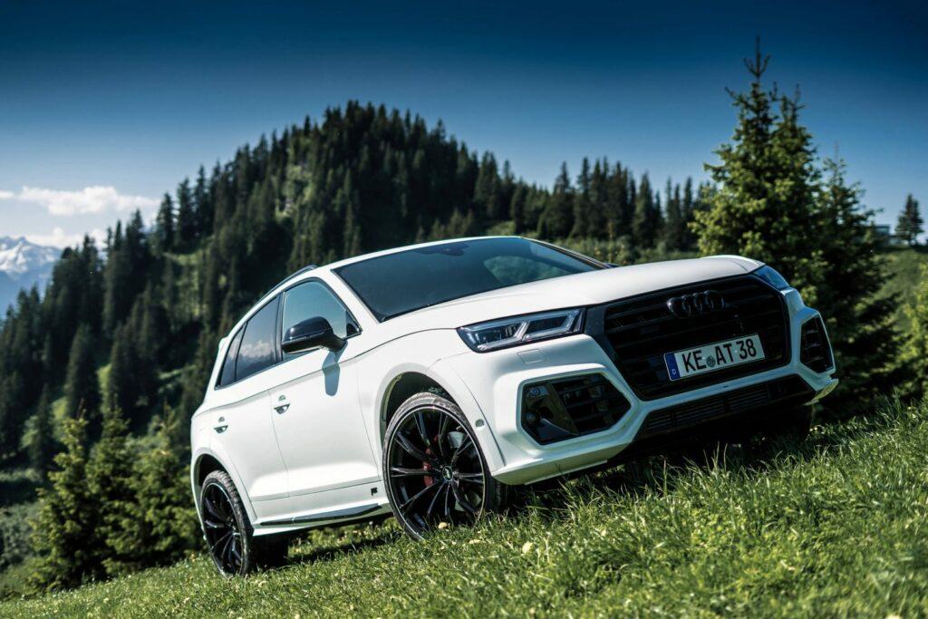 csm ABT Audi SQ5 04 2c59c85319 1024x683 - Dos Suv de Audi pasan por las manos del preparador ABT