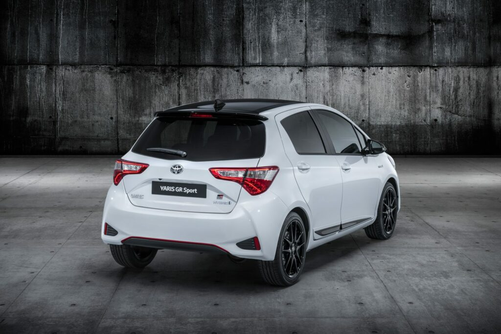 toyotayarisgrsport3 1024x683 - Nuevos Toyota Yaris GR Sport y Yaris Y20