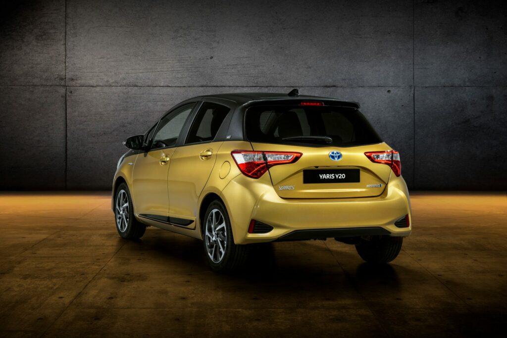 toyotayarisy202 1024x683 - Nuevos Toyota Yaris GR Sport y Yaris Y20