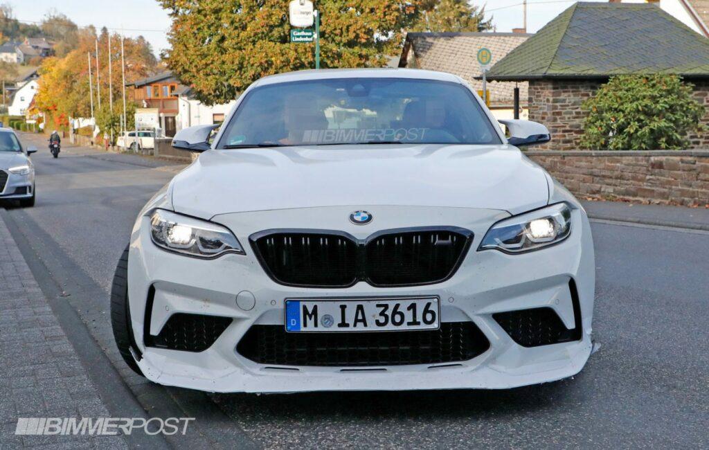 0D775E0E C75F 4790 A805 4BEFF48BBB52 1024x650 - BMW prepara un M2 más radical