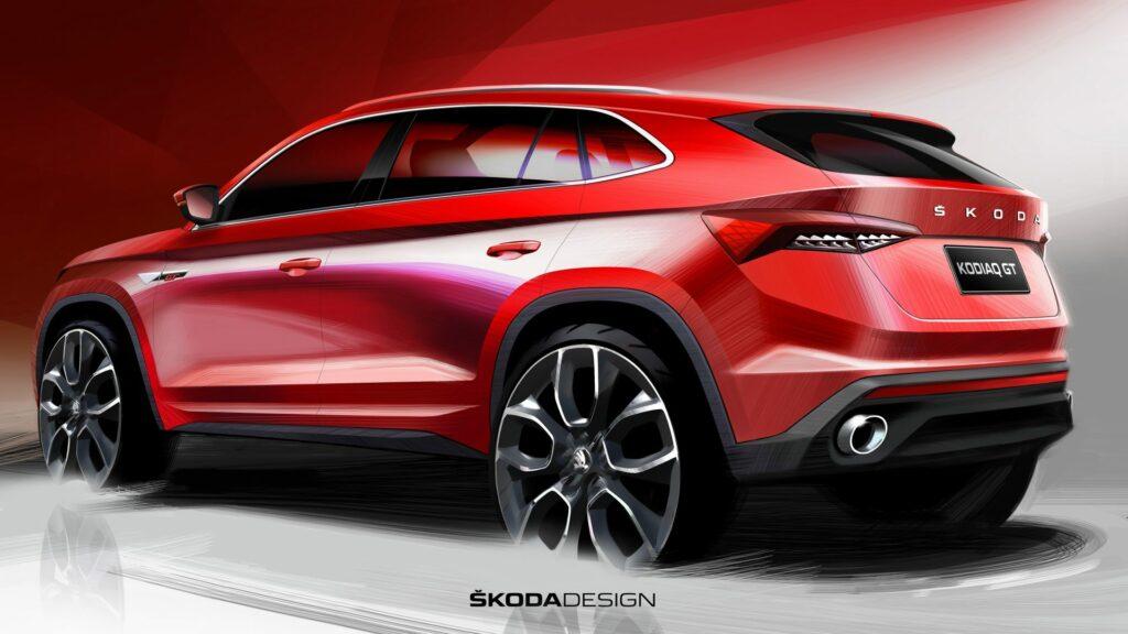 181015 SKODA KODIAQ GT 2 1024x576 - Skoda anuncia novedades: confirma el Kodiaq GT y pone nombre a su compacto