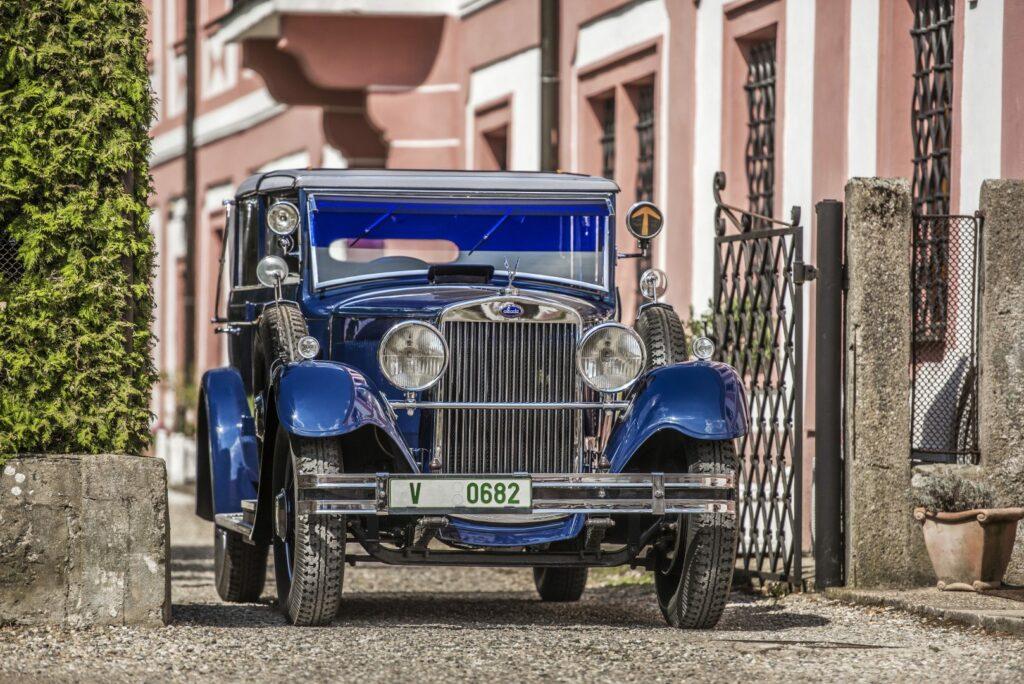 181025 SKODA 860 6 1024x684 - Skoda 860: el lujo checo de entreguerras