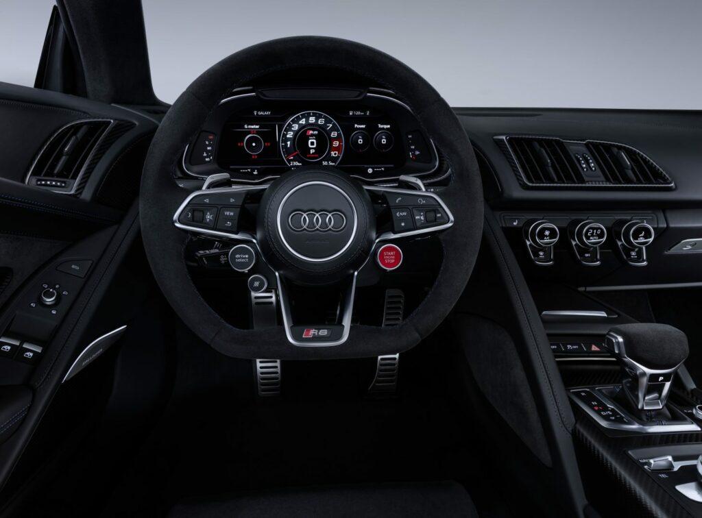 1DC06751 7FD8 4B07 8385 64C7D8C7757B 1024x756 - Nuevos Audi R8 Coupé y Spyder