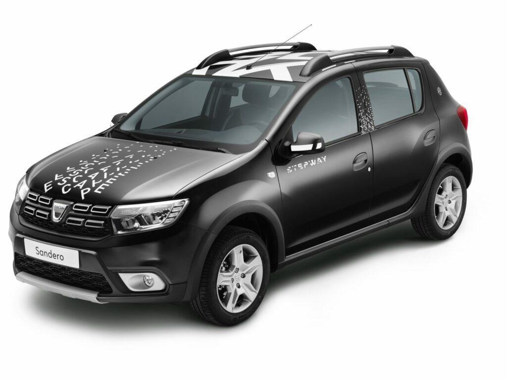 21216541 2018   Very Limited Edition competition 1024x768 - El nuevo Dacia Duster se estrena en París