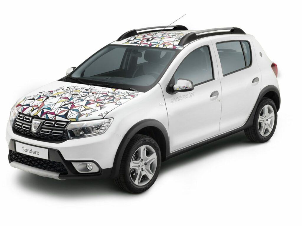 21216544 2018   Very Limited Edition competition 1024x768 - El nuevo Dacia Duster se estrena en París