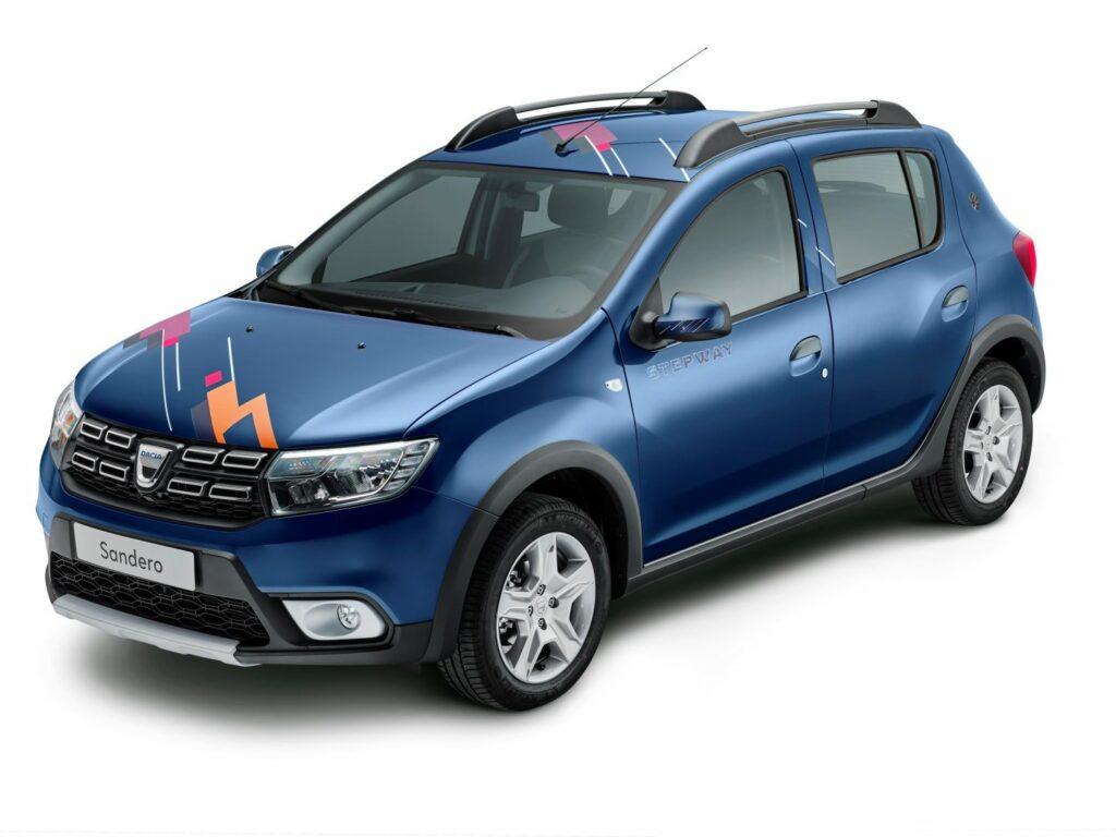 21216547 2018   Very Limited Edition competition 1024x768 - El nuevo Dacia Duster se estrena en París