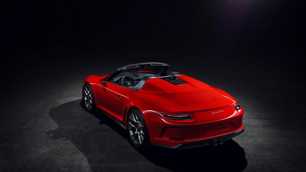 479A6DBB 230A 43D7 BEFA 4651B9005346 1024x577 - El Porsche 911 Speedster será producido