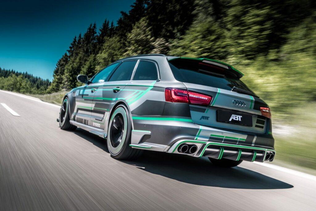 490BBEDF 26E8 4464 96A3 47819EB4EFC0 1024x683 - ABT Audi RS6-E: Corazón híbrido