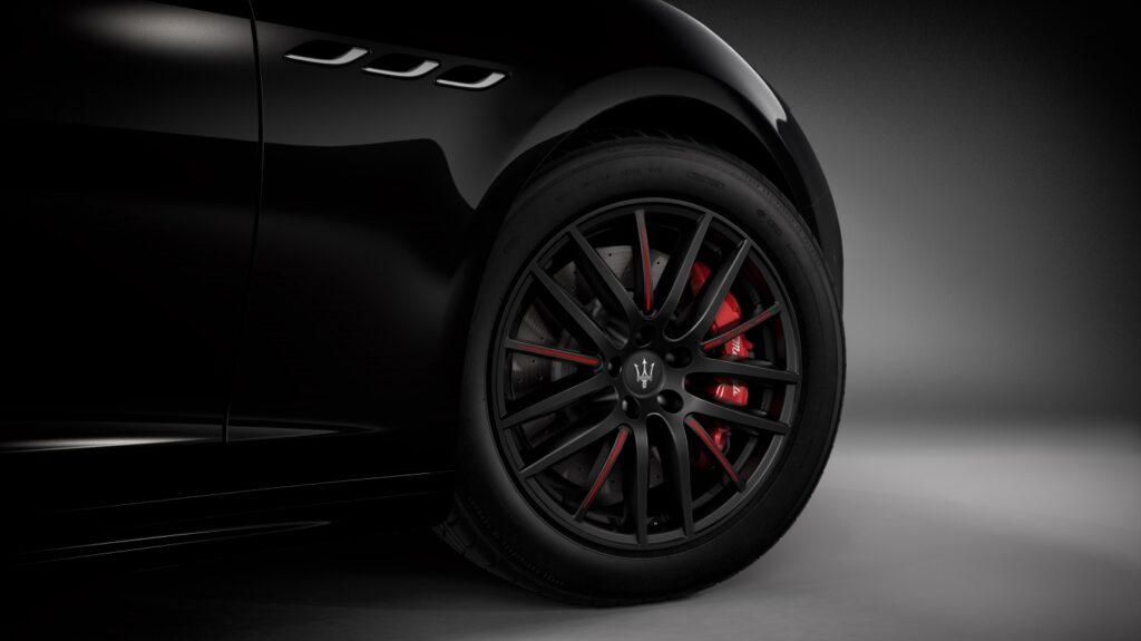 4C4CC57F DBF5 4EAC B9A6 6729610F1877 1024x575 - Maserati Ghibli Ribelle: 200 unidades especiales