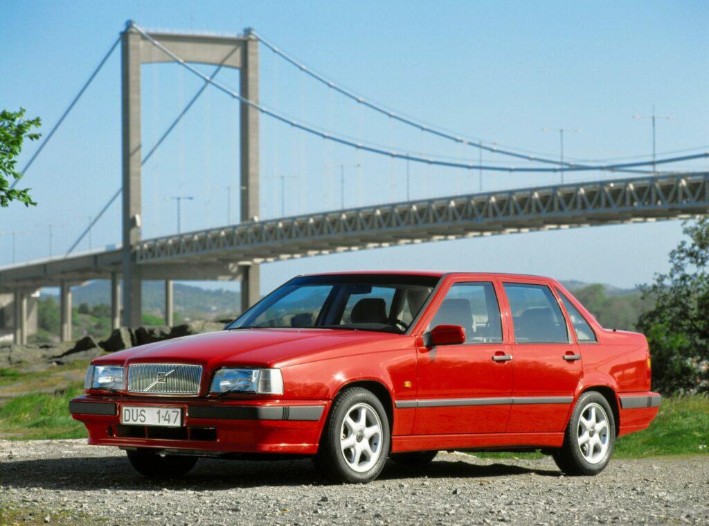 6299 Volvo 850 GLT 1024x759 - Volvo 850: cuando Volvo apuntó a las estrellas