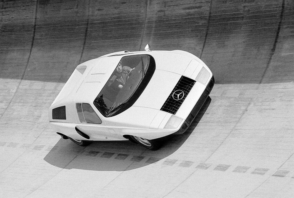 69266 16 1024x692 - Mercedes C111: el prototipo que marcó el camino a seguir