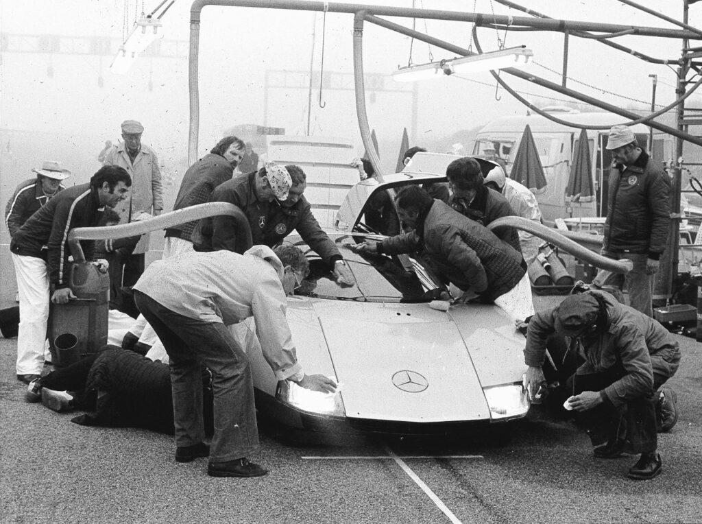 78191 9 1024x764 - Mercedes C111: el prototipo que marcó el camino a seguir