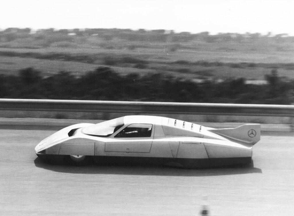 78193 11 1024x754 - Mercedes C111: el prototipo que marcó el camino a seguir