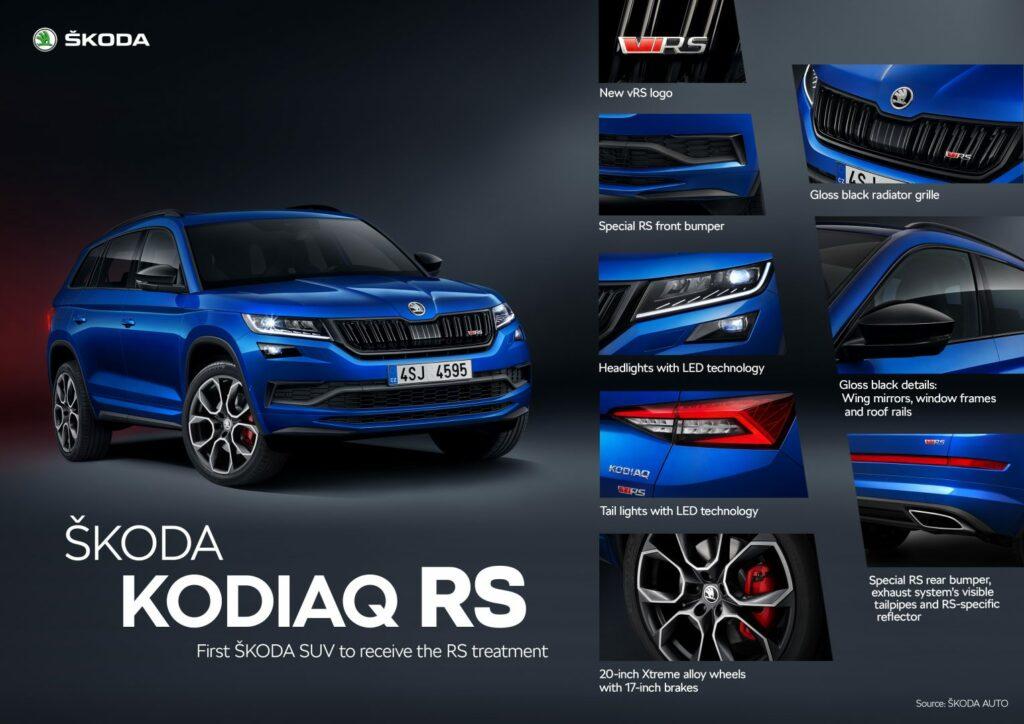 7CF66C1D 3AB8 4D12 A676 34D96806D266 1024x724 - Skoda presenta el Kodiaq RS (ya disponible en España)