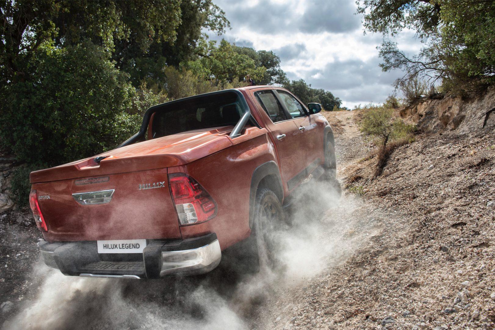 89348168 8628 4700 A2C6 363FDEE38D16 - Toyota Hilux Legend Raider: solo 15 unidades para España