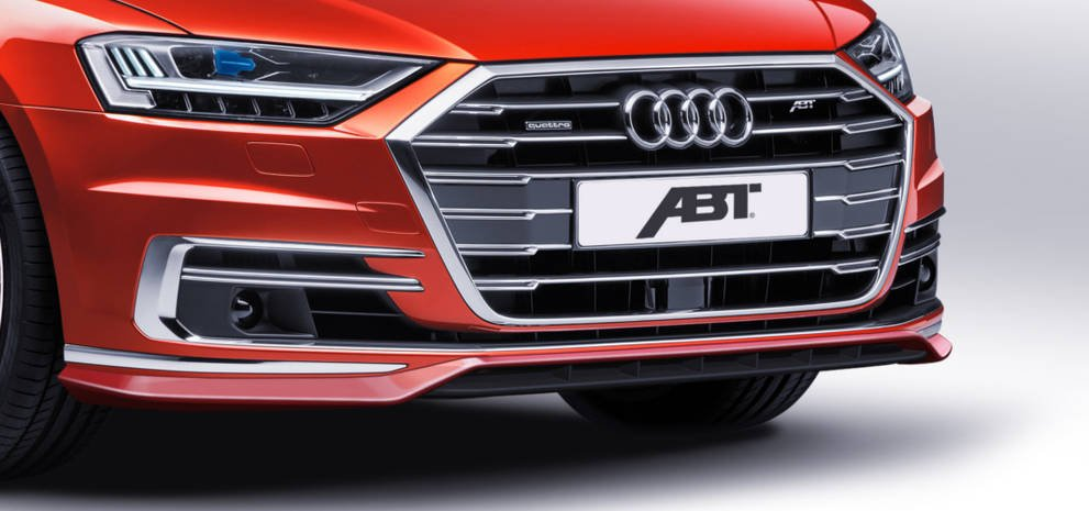 95F3D4F6 949B 40D4 938F 23B04E56EA9F - ABT retoca la estética del Audi A8