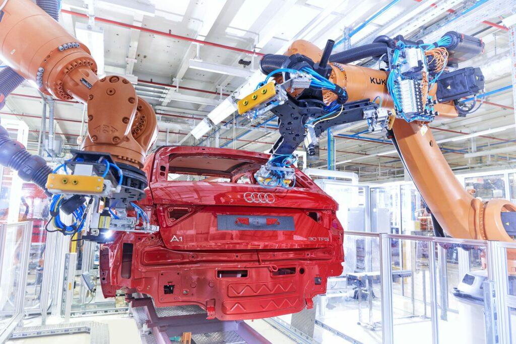 Audi A1 production starts at SEAT in Martorell 002 HQ 1024x683 - Se inicia la producción del Audi A1 en Martorell