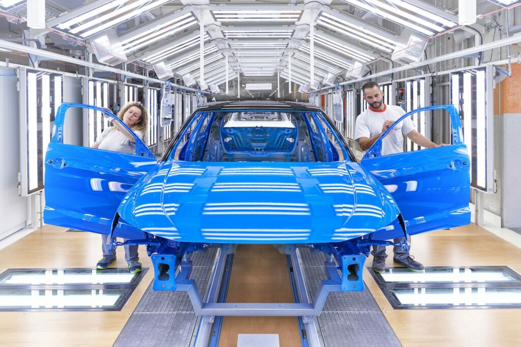 Audi A1 production starts at SEAT in Martorell 003 HQ 1024x683 - Se inicia la producción del Audi A1 en Martorell