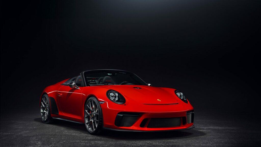 B2B723AC 33A3 4FD7 91E4 3CA7D68E871E 1024x577 - El Porsche 911 Speedster será producido