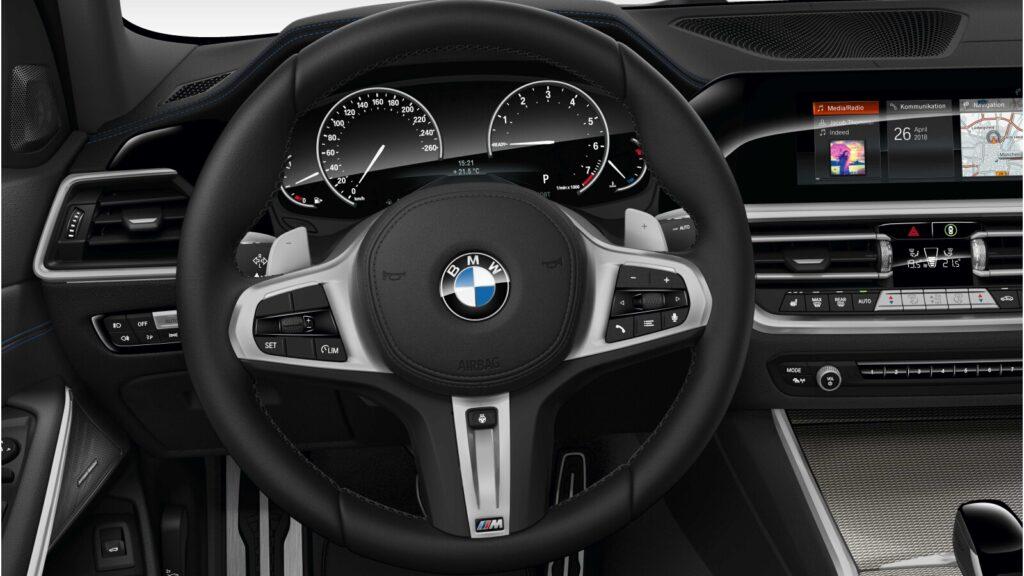 Bmw Serie3 2019 2 1024x576 - Filtrado el nuevo BMW Serie 3 2019 Sedan