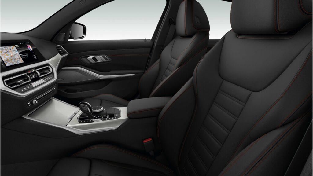 Bmw Serie3 2019 6 1024x576 - Filtrado el nuevo BMW Serie 3 2019 Sedan