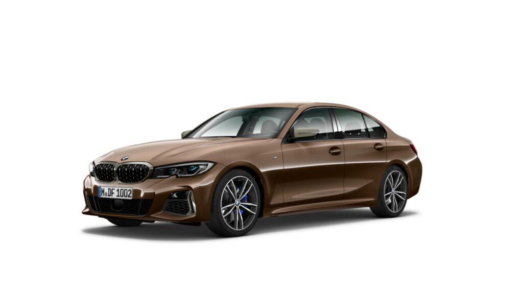 Bmw Serie3 2019 8 1024x576 - Filtrado el nuevo BMW Serie 3 2019 Sedan