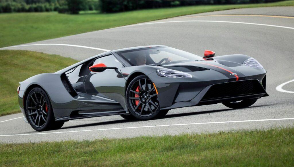"""FordGTCarbon02 1024x580 - Ford GT """"Carbon Series"""": hecho para el circuito"""