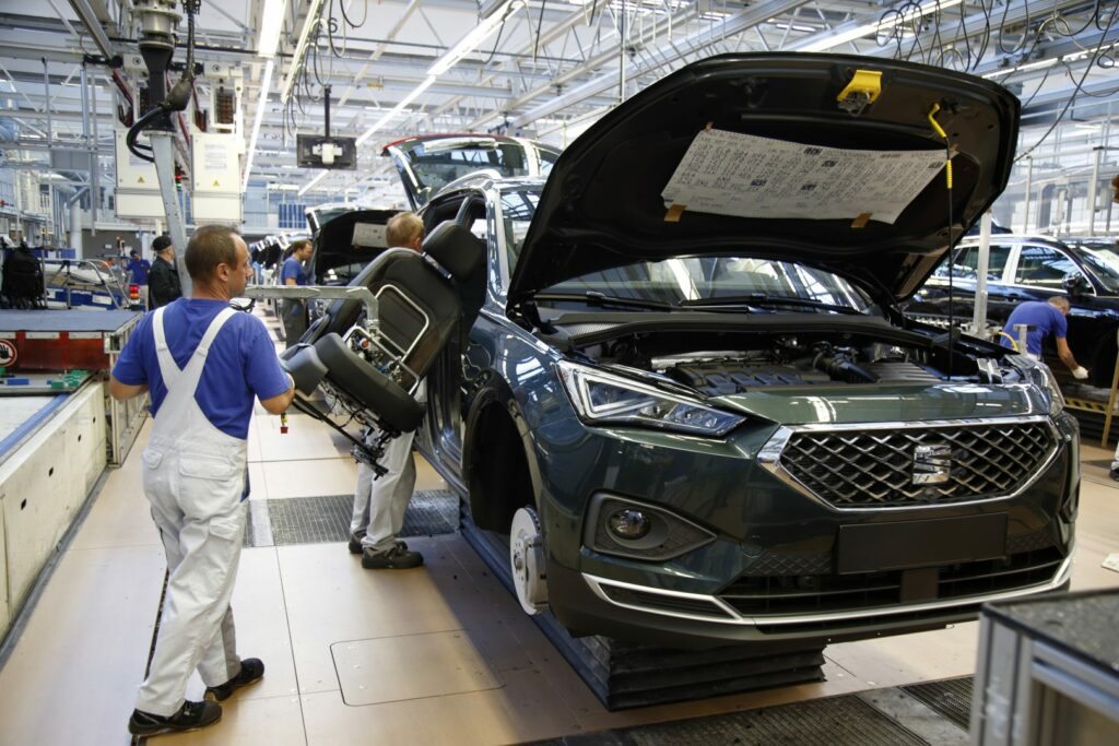 SEAT Tarraco production starts in Wolfsburg 002 HQ 1024x683 - Se inicia la producción del Seat Tarraco
