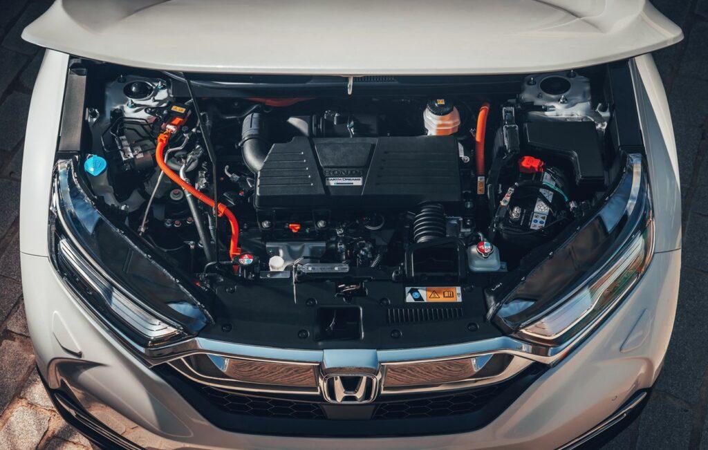 159165 2019 Honda CR V Hybrid 1024x651 - Nuevo Honda CR-V Hybrid 2019