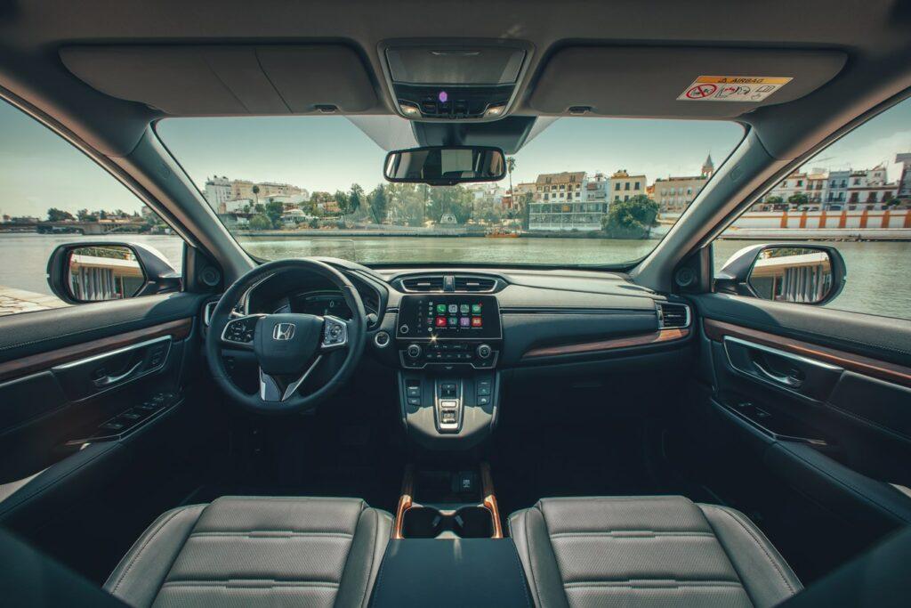 159167 2019 Honda CR V Hybrid 1024x683 - Nuevo Honda CR-V Hybrid 2019