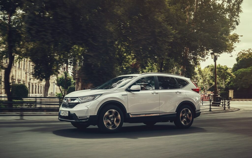 159175 2019 Honda CR V Hybrid 1024x645 - Nuevo Honda CR-V Hybrid 2019