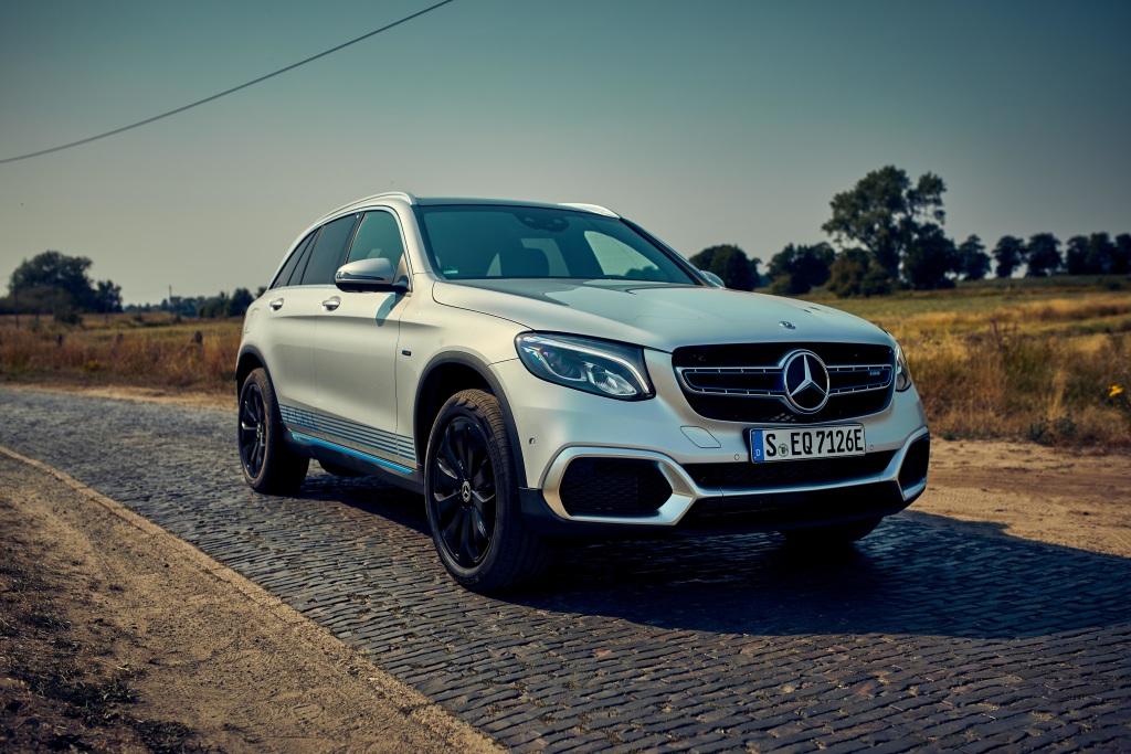 18C0915 002 - Comienzan en Alemania las entregas del Mercedes GLC F-CELL