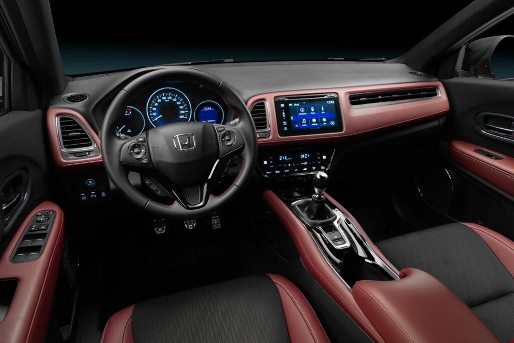 809CB456 BEF1 407C B137 426B6E0BE72C 1024x683 - Nueva versión Sport para el Honda HR-V