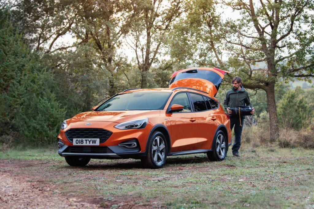 A18EA9FB 6AEC 4333 B921 37BB971BDC9D 1024x683 - Ya disponible el nuevo Ford Focus Active