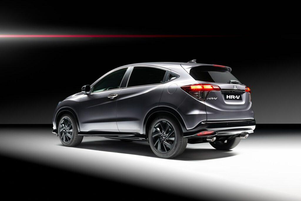 A8B0CCFD 8F54 45F7 9922 B4E96CB58F37 1024x683 - Nueva versión Sport para el Honda HR-V