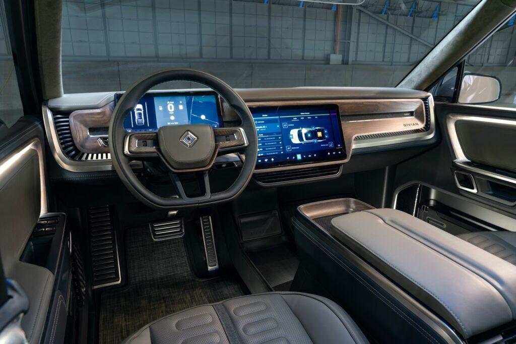 CB6DB594 5F25 46FF 9A5C 301E2DD88802 1024x682 - Rivian: un nuevo rival de Tesla se presenta en Los Ángeles