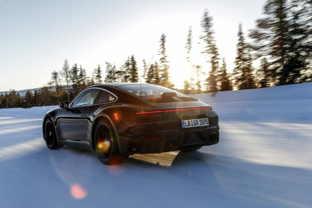 P18 0730 a5 rgb 1024x683 - Porsche ultima el programa de pruebas del nuevo 911