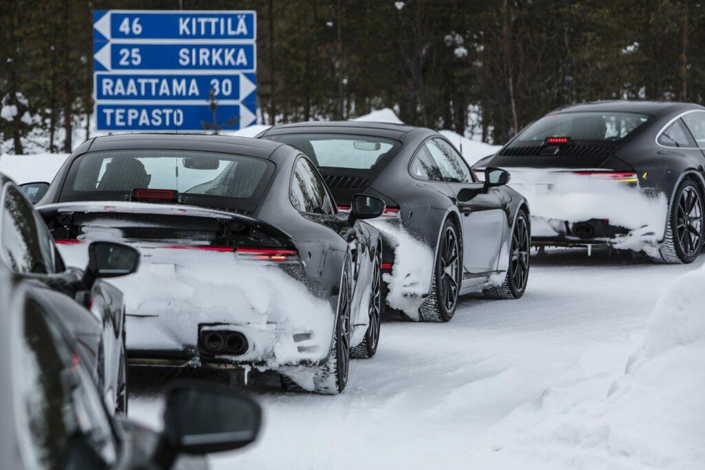 P18 0731 a5 rgb 1024x683 - Porsche ultima el programa de pruebas del nuevo 911