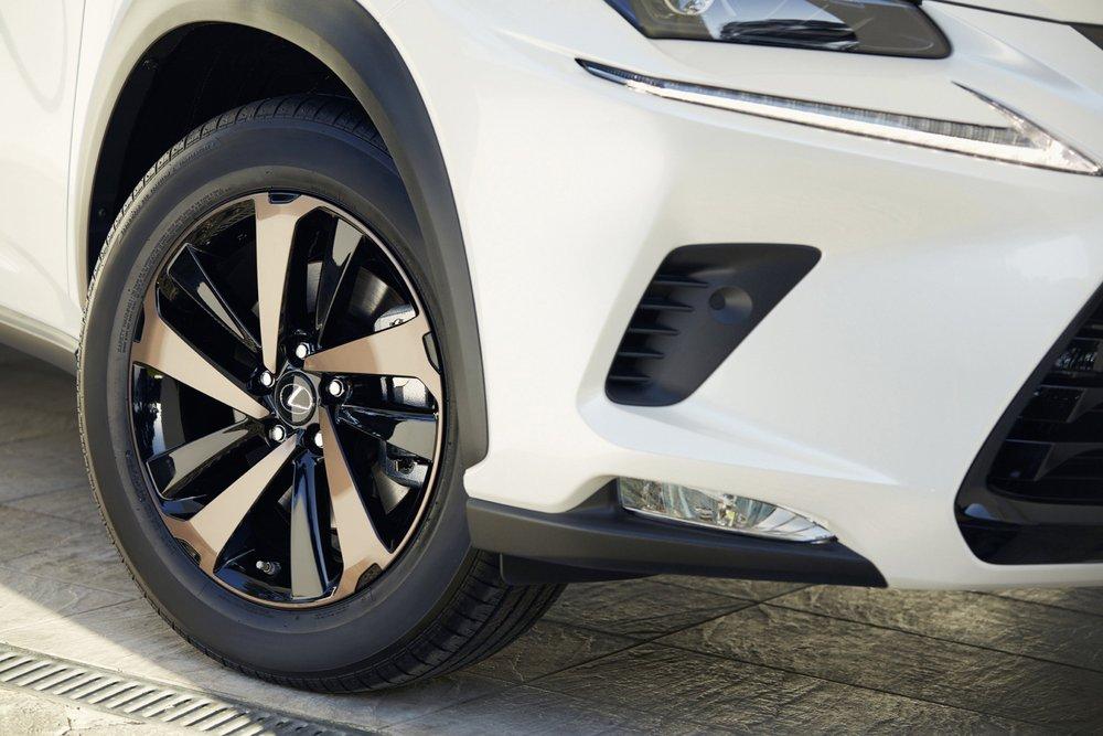 img nx300h my19 02 - Nuevo acabado Sport Edition para el Lexus NX 300h