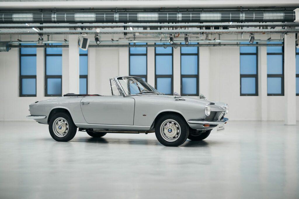 0714D1B6 D72F 4F42 8E2A 7A35D81398A7 1024x683 - BMW recupera un modelo único: 1600 GT Convertible